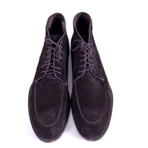 Paul Smith Lace Up Suede Ankle Boots Size 10